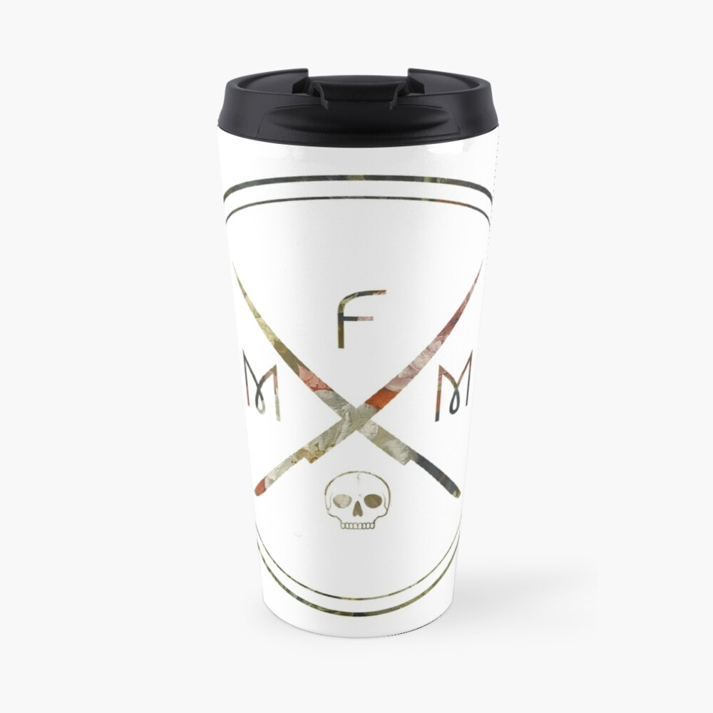My Favorite Murder Podcast: Style 1 Travel Mug
