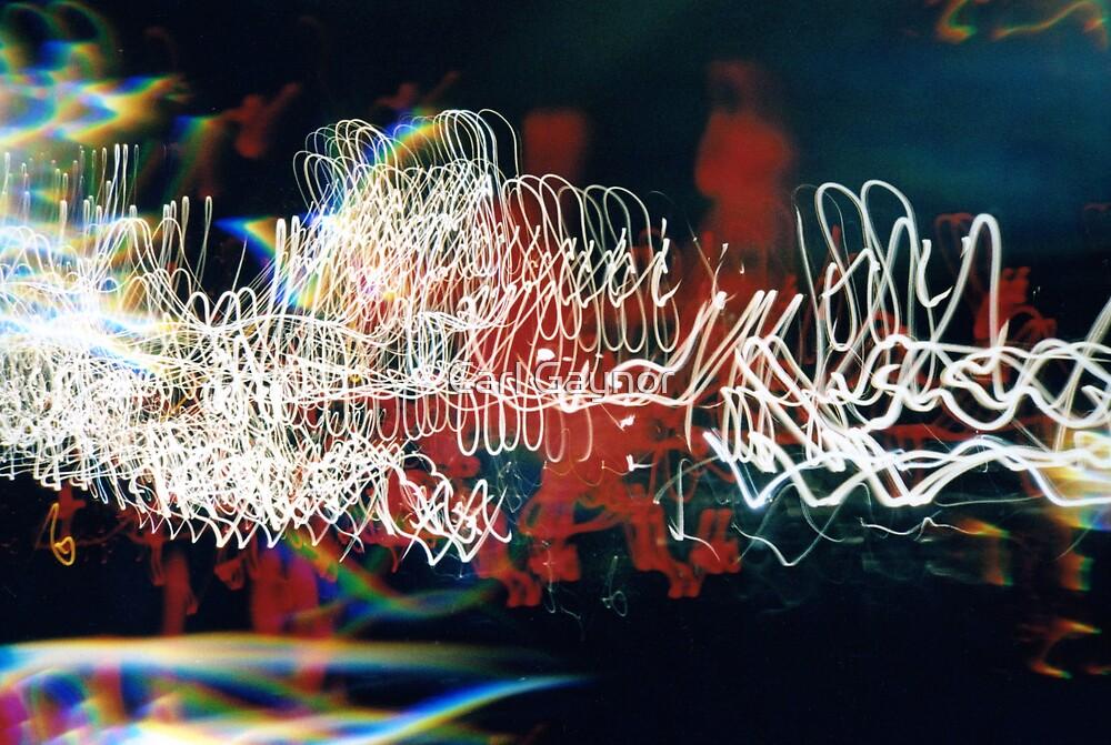 Light Transient  by Carl Gaynor