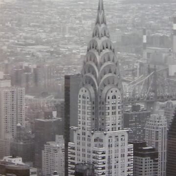 The Chrysler Building by ellie25