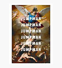 Jumpman Photographic Print
