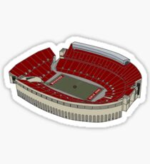 Ohio Stadium Sticker