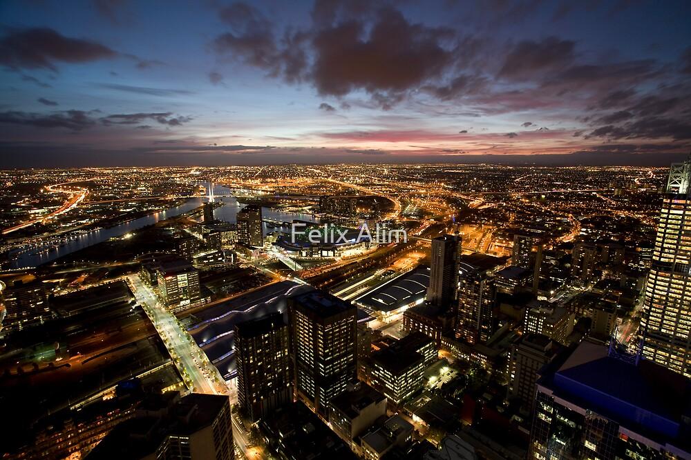 Melbourne by Felix Alim