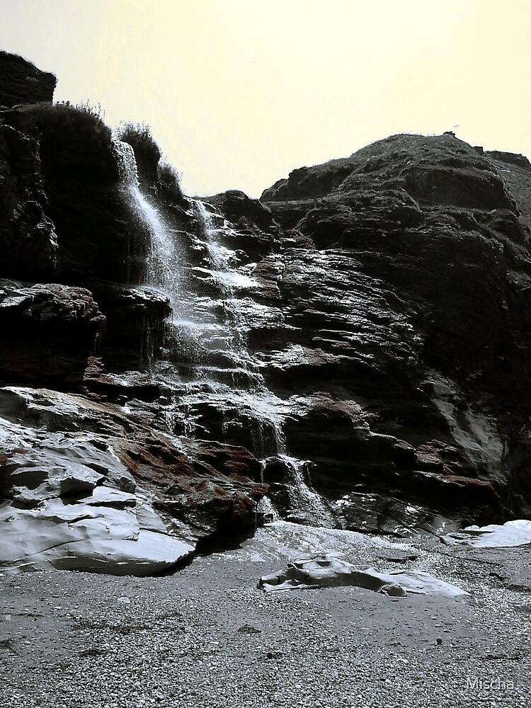 King Arthur's Waterfall by Mischa