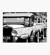 1930s Chevy Photographic Print