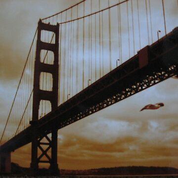 Golden Gate by ellie25