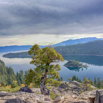 Emerald Bay by ivoire