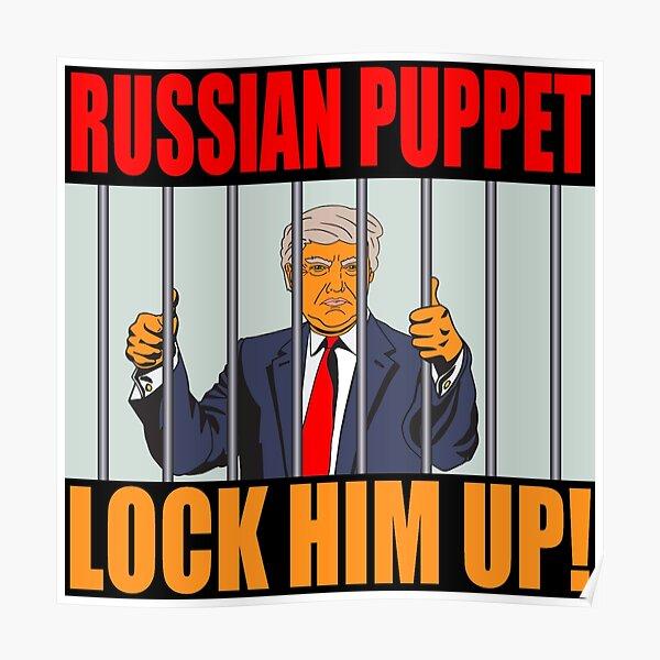 RUSSIAN PUPPET Poster