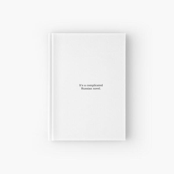 A Complicated Russian Novel. Hardcover Journal
