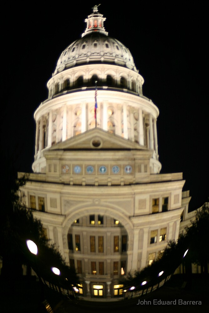 Capital of Texas by John Edward Barrera