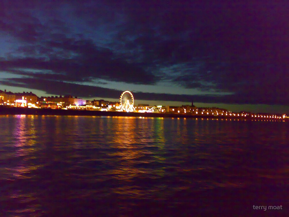bridlington eye on the bay by terry moat