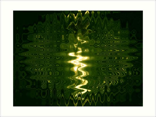 Golden Shine by ilkalora