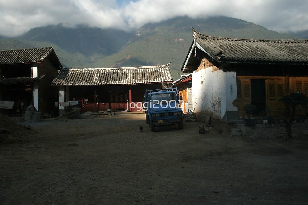 Yunnan Countryside by joggi2002