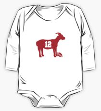 Brady Goat 12 (Red) One Piece - Long Sleeve