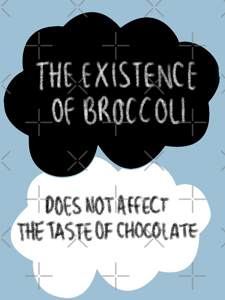 The Existence of Broccoli | Unisex T-Shirt