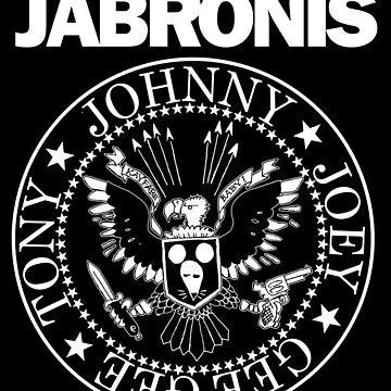 Jabronis - seal logo by Vonrocket