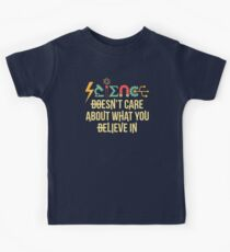 Science Doesn't Care Kids Clothes