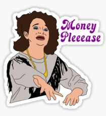 Money Please! Sticker