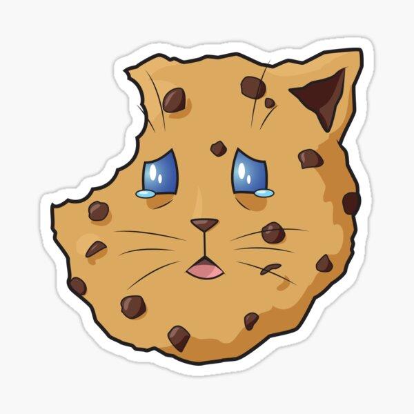 Cookie Cat Sticker