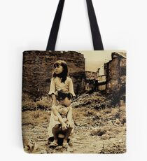 hopefulness demolition... Tote Bag