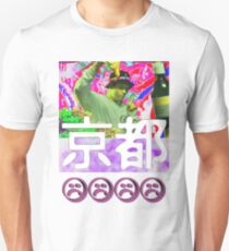 Yung Lean psychedelic art  T-Shirt