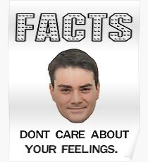 Facts Don't Care About Your Feelings 5 Poster