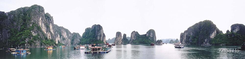 Halong Bay, Vietnam by Khoa Ho