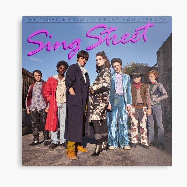 Sing Street Album Cover Metal Print