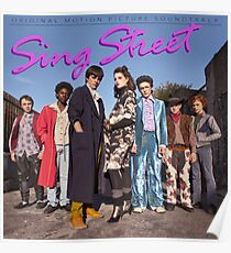 Sing Street Album Cover Poster