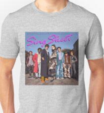 Sing Street Album Cover Unisex T-Shirt