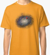 You are here - GPS Classic T-Shirt