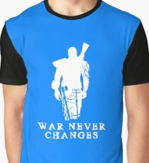 War Never Changes Graphic T-Shirt