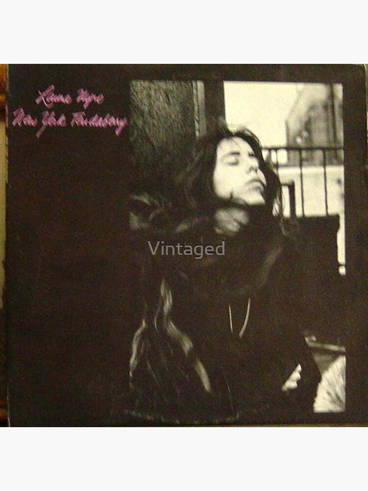 Laura Nyro, New York by Vintaged