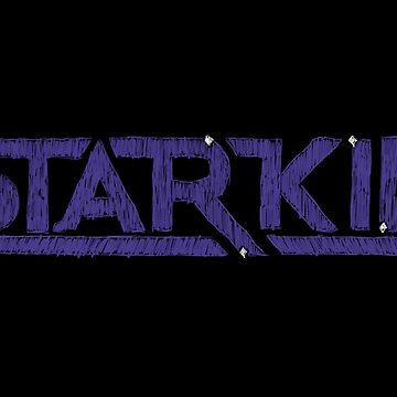Hand Drawn Starkid Logo by TheRouge