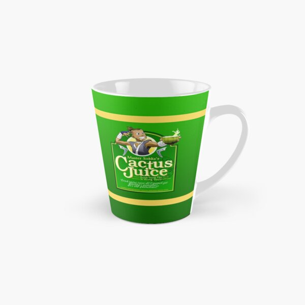 Master Sokka's Cactus Juice Tall Mug