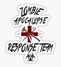 Z Response Team Sticker