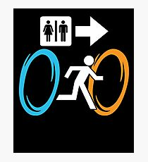 Funny Portal - Gaming Photographic Print