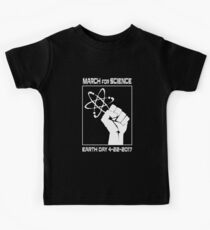 March for Science Kids Clothes