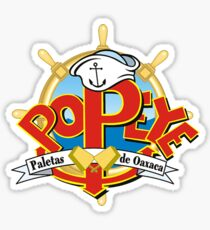 popeye Sticker
