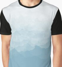 Restful Blue  Graphic T-Shirt