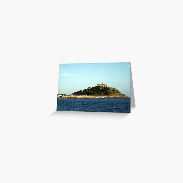 St. Michael's Mount Greeting Card