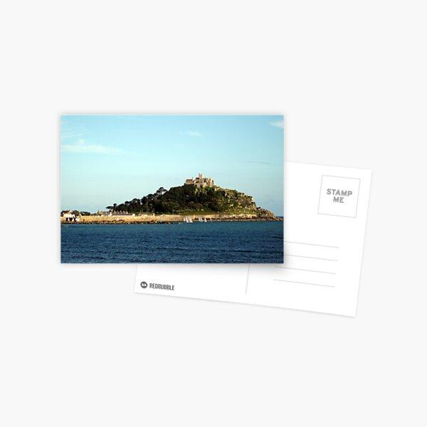 St. Michael's Mount Postcard