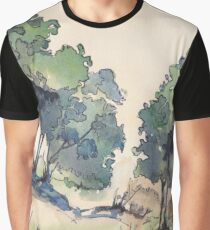 Plant and care for trees Graphic T-Shirt