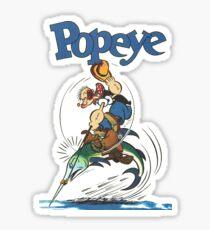 popeye Sticker