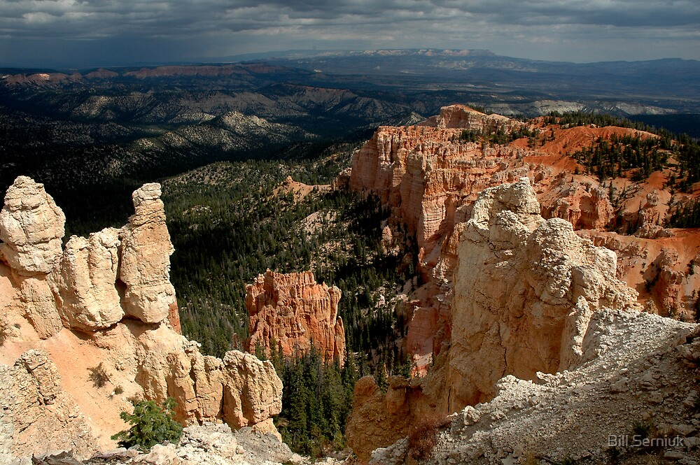 Bryce Canyon by Bill Serniuk
