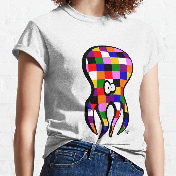 Elmer the Octopus T-shirt classique