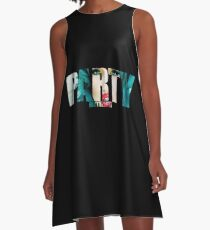 adore delano party A-Line Dress