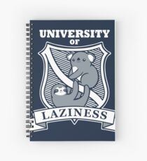 Our University Spiral Notebook