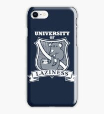 Our University iPhone Case/Skin
