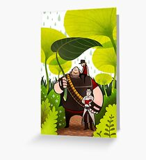 Team Fortress 2 / Spring (Heavy, Medic, Scout) Greeting Card