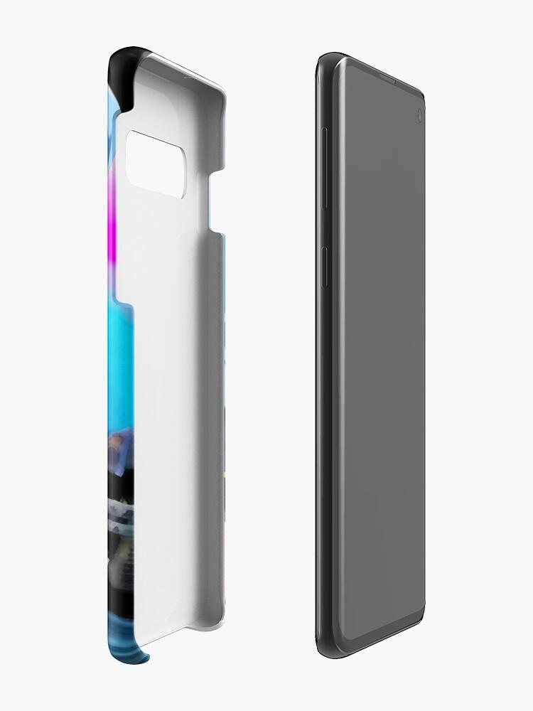 Alternate view of Goddess Drift Case & Skin for Samsung Galaxy